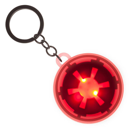 Star Wars Empirical Light Up Keychain
