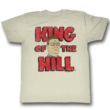 King Of The Hill Hill Logo T-Shirt