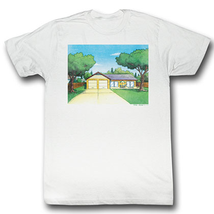 King Of The Hill Hill House T-Shirt