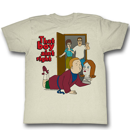 King Of The Hill Ain'T Right T-Shirt