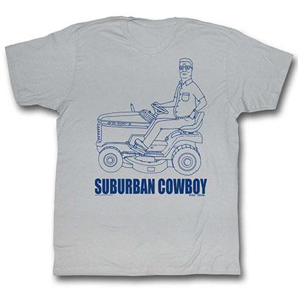 King Of The Hill Cowboy T-Shirt
