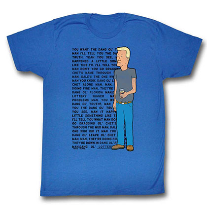 King Of The Hill Dang Ol T-Shirt
