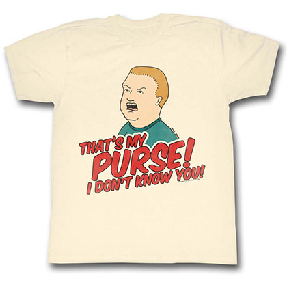 King Of The Hill Self Defense T-Shirt