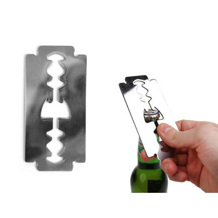 Razor Bottle Opener