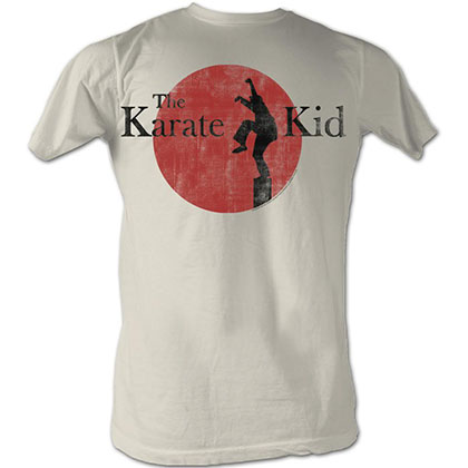 Karate Kid 80'S Logo T-Shirt