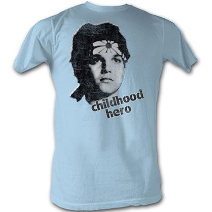 Karate Kid Childhood Hero T-Shirt