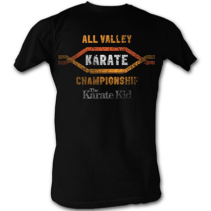 Karate Kid All Valley T-Shirt