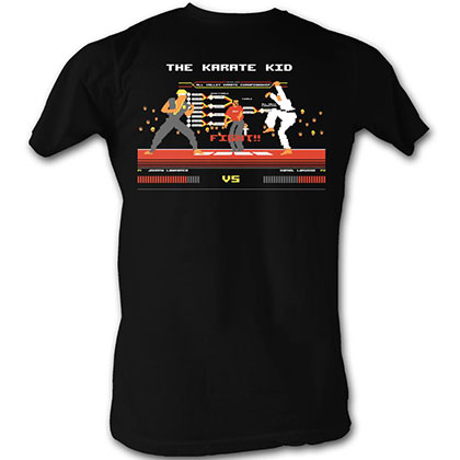 Karate Kid Fight2 T-Shirt