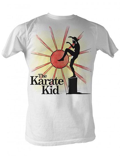 Karate Kid Ninja Sun T-Shirt