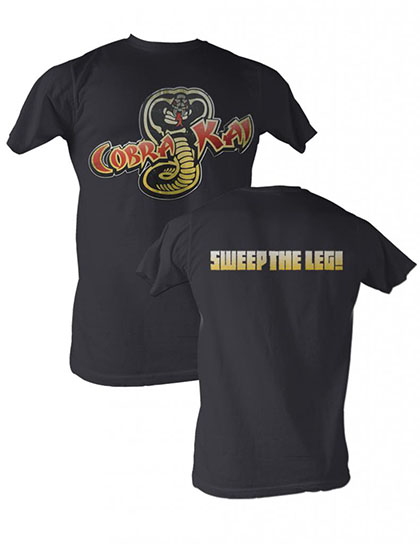 Karate Kid Sweep The Leg T-Shirt