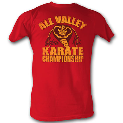Karate Kid New Cobra Kai T-Shirt