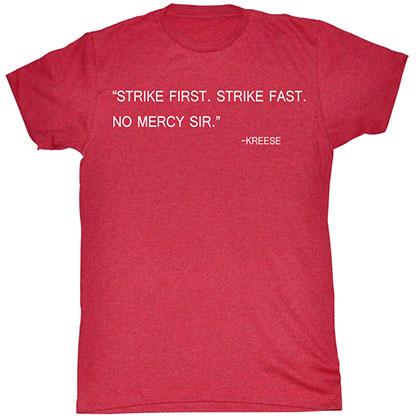 Karate Kid Strike Hard T-Shirt