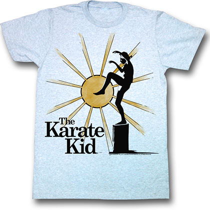Karate Kid Rising Sun T-Shirt