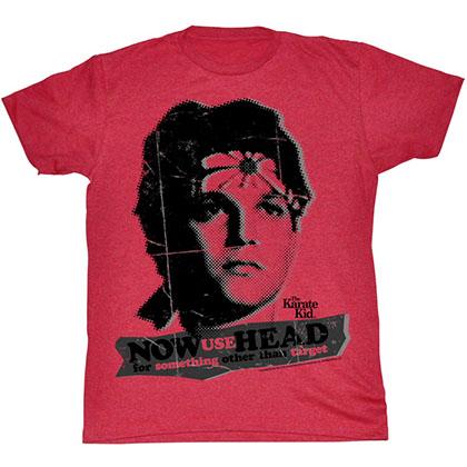 Karate Kid Use Head T-Shirt