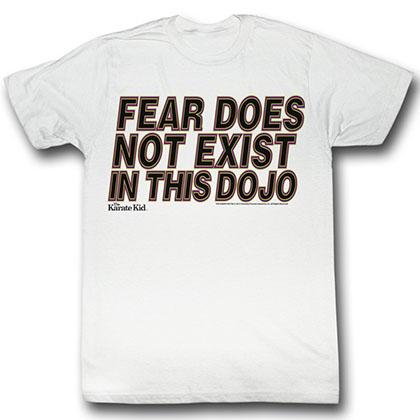 Karate Kid No Fear T-Shirt