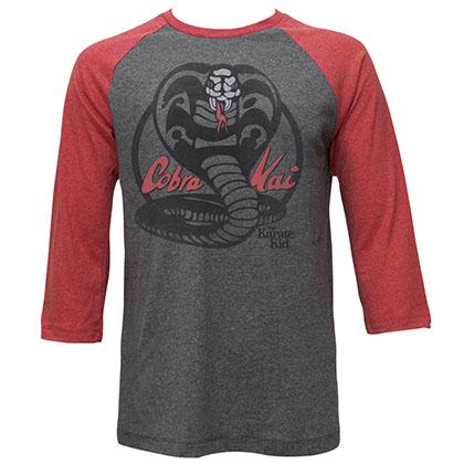 Karate Kid Faded T-Shirt
