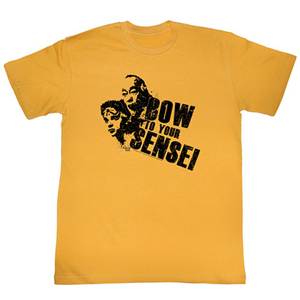 Karate Kid Bow T-Shirt