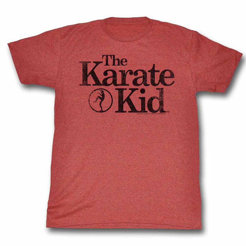 Karate kid logo