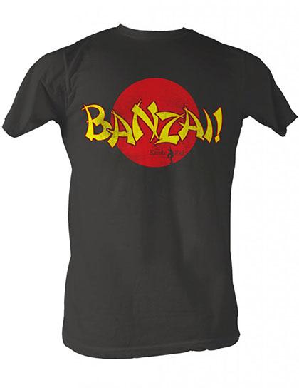 Karate Kid Banzai T-Shirt