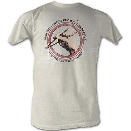 Karate Kid Accomplish Anything T-Shirt