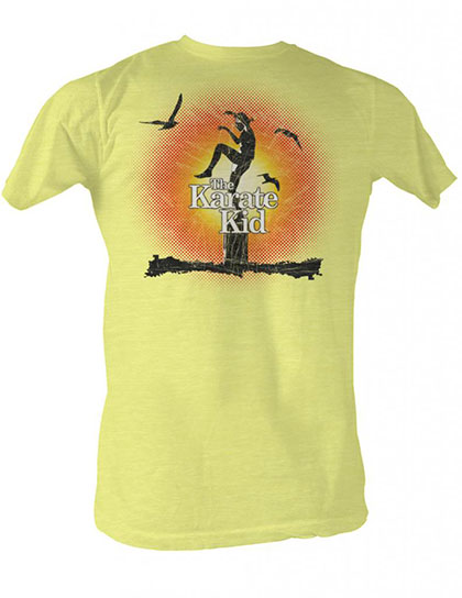 Karate Kid Crane Style T-Shirt