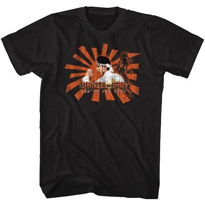 Karate Kid Daniel-San Tshirt
