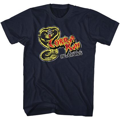Karate Kid Cobra Kai Never Dies Tshirt