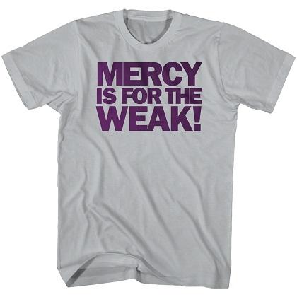 Karate Kid Mercy Is For The Weak Tshirt