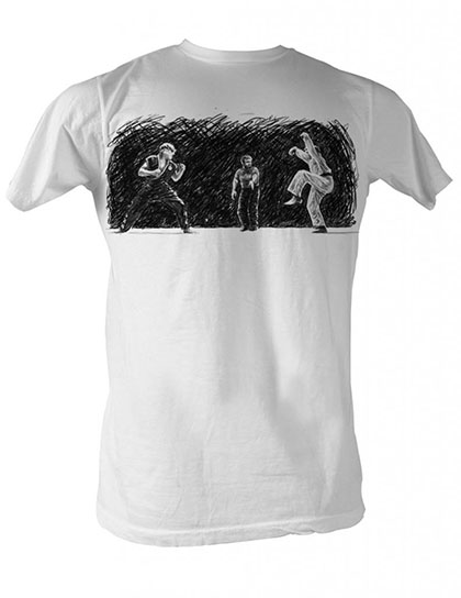 Karate Kid Crane T-Shirt