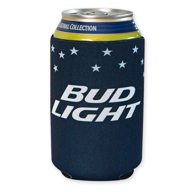 Bud Light Stars Can Cooler