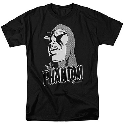 The Phantom Inked Black T-Shirt