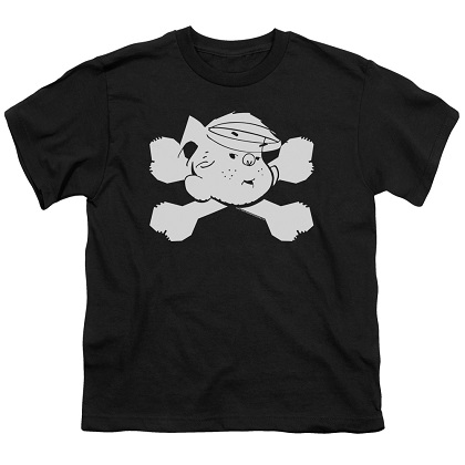 Dennis The Menace Bad To The Bone Youth Tshirt