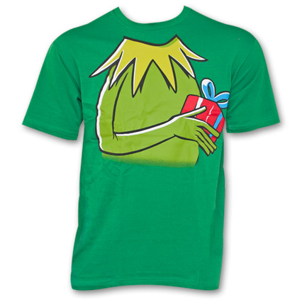 Kermit the Frog Costume T-Shirt - Green