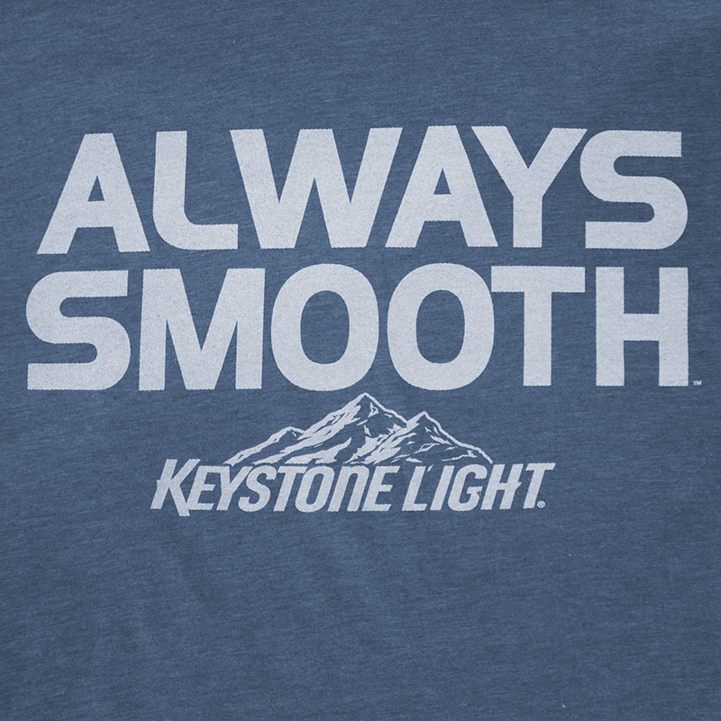 Keystone Light Always Smooth Tee Shirt