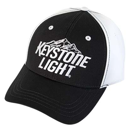 Keystone Light Logo Hat