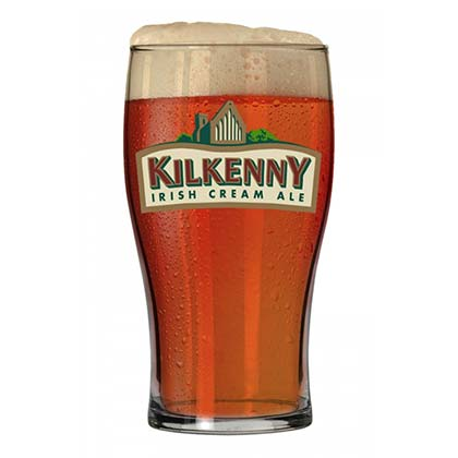 Kilkenny Extra Large Pint Glass