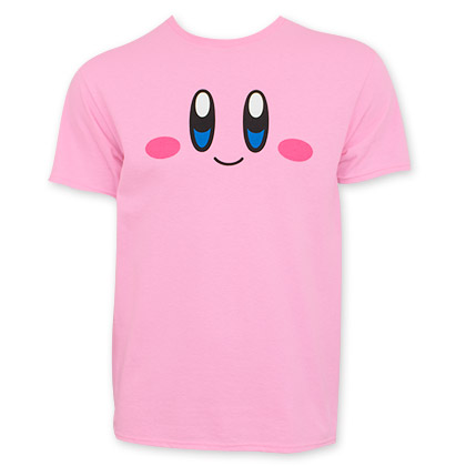 NINTENDO KIRBY HUGE FACE PLACEHOLDER