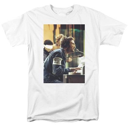 Beatles John Lennon Peace Tshirt