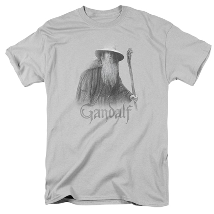 Lord Of The Rings Gandalf The Grey Tshirt