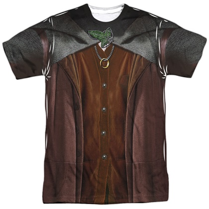 Lord Of The Rings Frodo Costume Tshirt