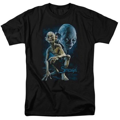 Lord Of The Rings Smeagol Tshirt