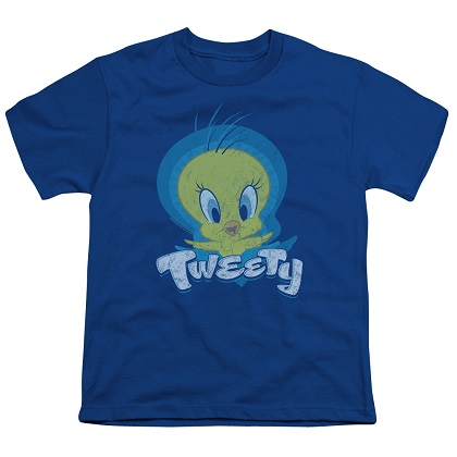 Looney Tunes Tweety Youth Tshirt