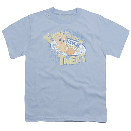Looney Tunes Tweety Fweedom Youth Tshirt