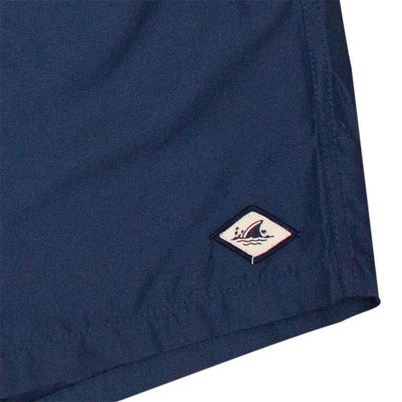 Landshark Ghost Print Color Changing Blue Men's Boardshorts
