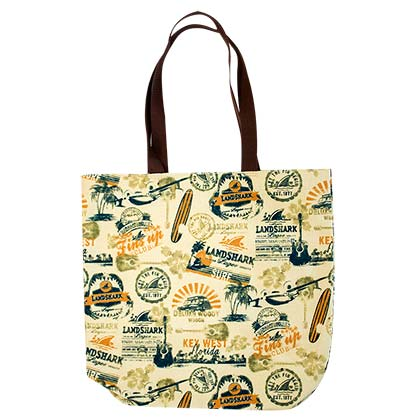 Landshark Tote Bag