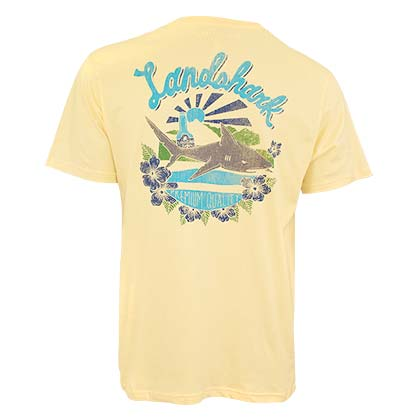 Landshark Lager Pocket Tee Shirt