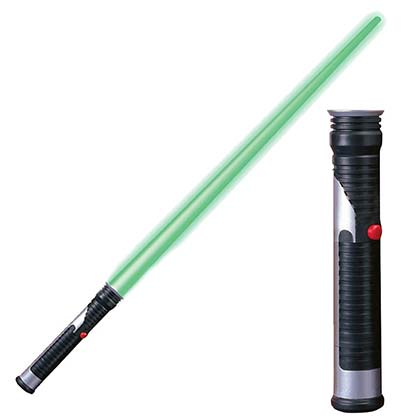 Star Wars Plastic Jedi Light Saber