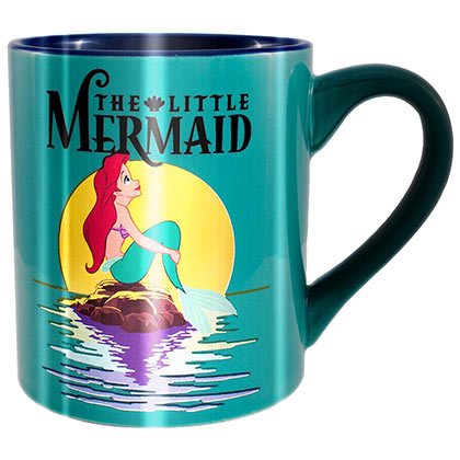 The Little Mermaid 14 Oz Ceramic Mug