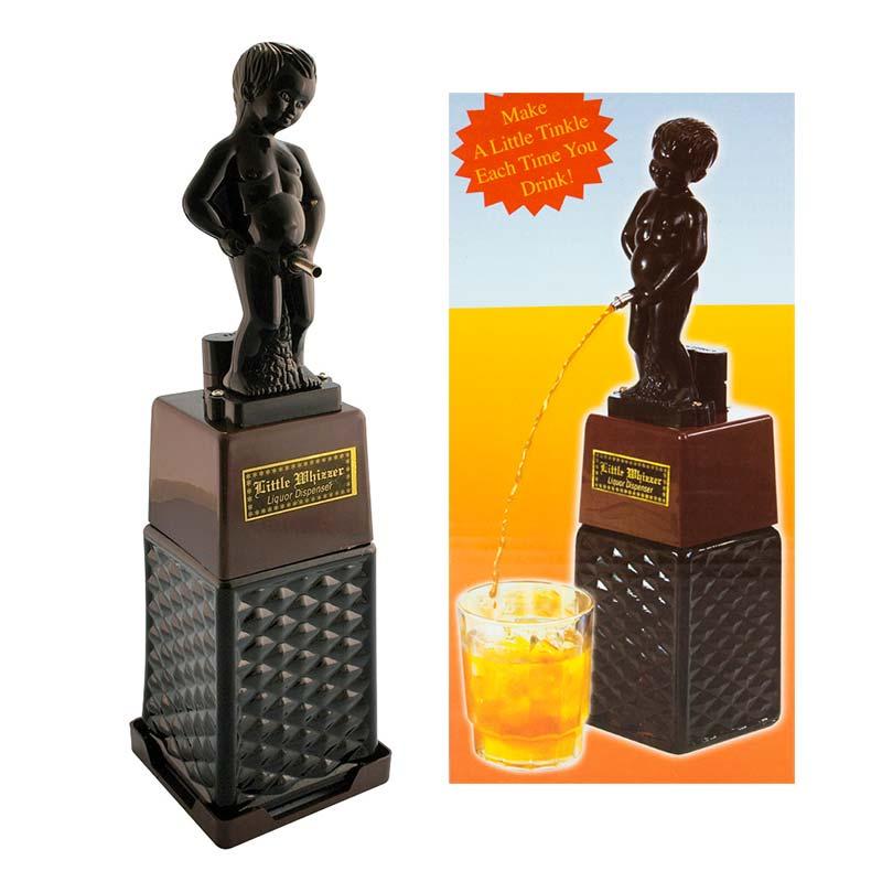 Little Whizzer Statue Liquor Dispenser