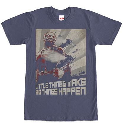 Ant-Man Little Things Blue T-Shirt